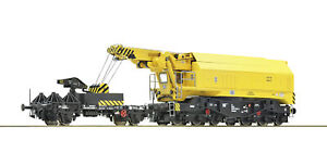 Roco 79035 H0 Digitalkran EDK 750 DB AC 3 Leiter