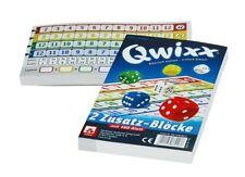 NSV Qwixx - Zusatzblöcke 2er Pack