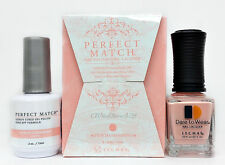 LECHAT Perfect Match Nail Gel & Lacquer DUO ENCHANTED Collection -Pick any Color