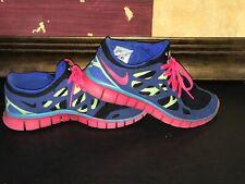 new concept 82cc6 f59b3 Nike Multi Colored Vtg Shoes Free Run 2 Id