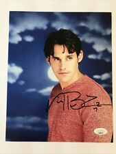 New ListingNicholas Brendon Signed 8x10 Jsa Coa Buffy The Vampire Slayer