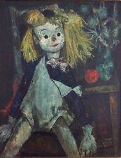 Jean JANSEM (1920-2013) Enfant huile/toile (1va)