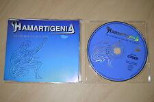 Hamartigenia - La consagracion de lo inutil. Blue disc. CD-Single (CP1706)