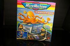 Micro Machines Hiways & Biways Deep Sea Drive Thru Fast Food Diner sealed box