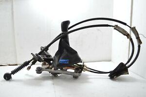 Honda Accord Manual Cable shifter shift linkage assembly 5 SPEED KNOB BOOT OEM
