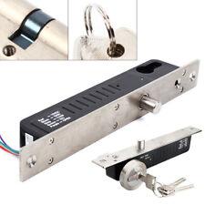 12-24V Electric Drop Bolt Lock for Door Access Control System Access Lock NEW