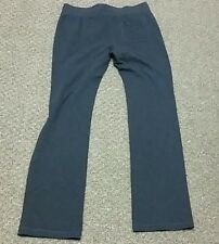 Eddie Bauer Women's Drawstring Yoga Lounge Pants Trouser Navy TM M
