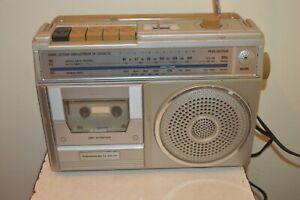 Radio Reader Of Cassette Recorder Thomson Mrk 316t