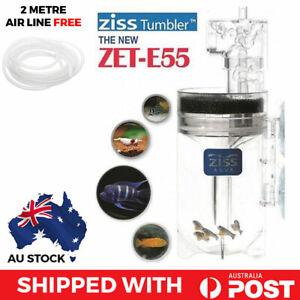 Aquarium Fish Egg Tumbler Incubators Hatchery Cichlids Shrimp Ziss Small ZET-E55
