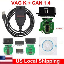 New Gen USB Cable Car Diagnostic Tool VAG-COM 409.1 OBD2 Diagnostic Scanner XP