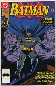 Batman 468 NM+ 9.6 DC 1991