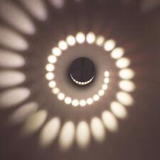 3W LED Wandlampe Wandleuchte Deckenlampe Treppenlampe Innen Lampe Effektlicht