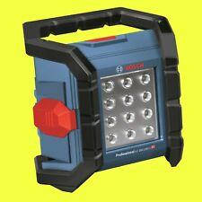 Bosch Akku-Baustellen Lampe GLI 18V-1200 C 0601446700 Leuchte Baustrahler LED