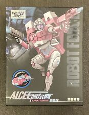 WeiJiang Alcee G1 Transformers female Autobot Arcee third-party US Seller MIB