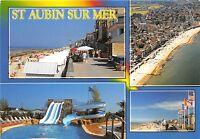 B50132 Saint-Aubin-sur-Mer multi vues    france
