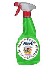 Fresh Pet Klein Haustier Käfig Bereit zu Spray Reiniger Desinfektion - 500ml