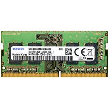 4 ГБ-Samsung DDR4 3200 МГц PC4-25600 Sodimm Laptop Memory RAM (M471A5244CB0-CWE)
