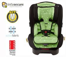 Br New Infasecure Luxi Treo Convertible Kid Infant Baby Car Seat 0-8 years Green