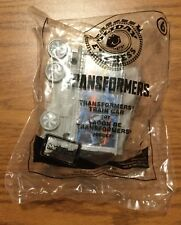2017 McDonalds Holiday Express Train #6 Transformers Sealed Happy Meal