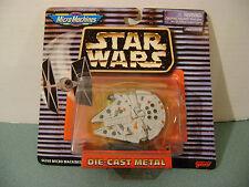 Star Wars MicroMachine Die Cast Millennium Falcon 1997