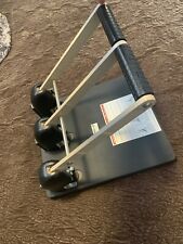 KW-Trio 3-Hole Power Punch No. 953