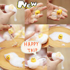 Yolk Lazy Tweak Good Times Egg Milk Yellow Bag Happily Vomiting Toy Brother New
