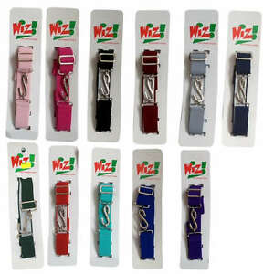 WIZ KIDS  ADJUSTABLE SNAKE BELT ALL COLOURS GIRLS BOYS ALL COLOURS