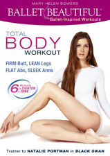 Ballet Beautiful Total Body Workout DVD (2014) Mary Helen Bowers ***NEW***