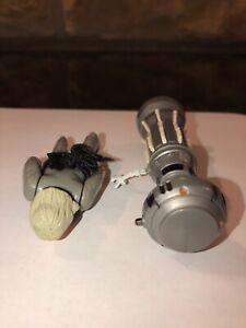 Vintage Star Wars ESB lot of 2:  Ugnaught & FX-7 medical droid.