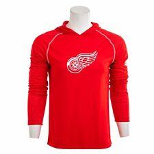 Fanatics Men's Detroit Red Wings Nhl Hooded T-Shirt