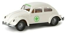"VW Cox (Beeetle - Käfer) ""Verkerhrswacht""- Brekina - Echelle 1/87 (Ho)"