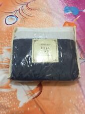 Noble Excellence Villa Milano Queen Bedskirt Bed Skirt New Blu-Qbdskt