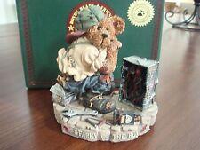 Boyds Bear - Sparkey & The Box