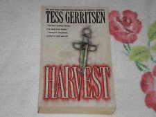Harvest by Tess Gerritsen    *SIGNED*    -PB-