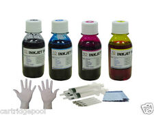 HP Refill ink kit 21/22 60 901 56/57 92/93 94/95 920 564 16oz/4syringes/2gloves