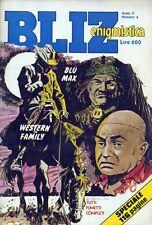 """"""" BLIZ- ENIGMISTICA - ANNO 5°- N°04 /25.GEN.1981 """" Settimanale -"""
