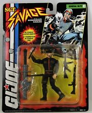 Vintage NOSC 1994 GI Joe SGT SAVAGE GENERAL BLITZ # 5 Hasbro Sealed Action