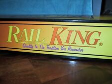 MTH Rail King Electric Train 0-8-0 Scale Switch Engine  Die Cast