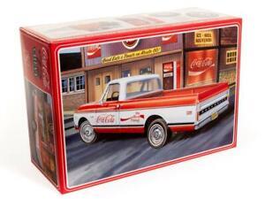 1:25 AMT '72 Chevy Pickup Truck COCA-COLA COKE Plastic Model Kit *NEW SEALED*