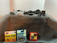 Vintage Train N? Scale Lot Wheels Trucks Other Parts Some Used Lionel