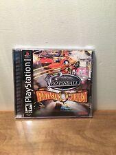 Pro Pinball Fantastic Journey - PS1 Playstation