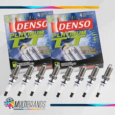 Set of 8 DENSO 4504 PK20TT Platinum TT Spark Plugs Made in Japan GENUINE