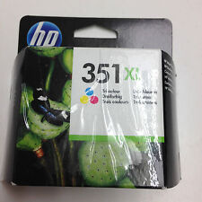 Genuine Original HP 351 XL / HP351XL Ink Cartridge - CB338E / CB338EE TRI COLOUR
