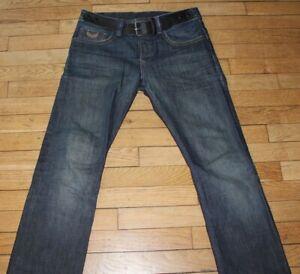 KAPORAL Jeans pour Homme W 28 - L 34 Taille Fr 38  (Réf # O083)