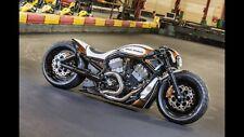 "Jack Lomaxx Heckfender ""Ray clean"" für Harley Davidson VRSC VRod V-Rod Nightrod"