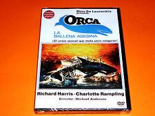 ORCA THE KILLER WHALE / ORCA LA BALLENA ASESINA - English/Español - Precintada
