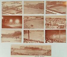 1984 Set of 24 Diff Baseball Stadium Postcards by Pallos Pacific Coast League
