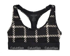 Calvin Klein Modern Cotton Graphic Bralette - QF6701