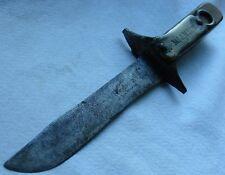 Vintage Hand Made Fighting Knife Mi Amigo Remscheid Korff & Honsberg Blade