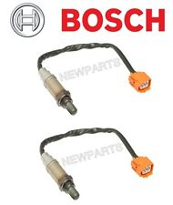 2 Front Oxygen Sensor Bosch MHK100920 For Land Rover Discovery 2 II 99-04 Lambda